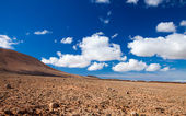 Fuerteventura interior — Fotografia Stock
