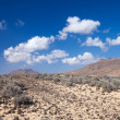 Central Fuerteventura, east coast — Stock Photo