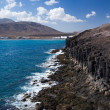 Stock Photo: Central Fuerteventura, east coast
