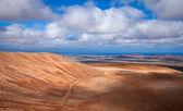Inland Fuerteventura — Foto de Stock