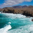 West coast of Fuerteventura — Stock Photo