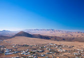Fuerteventura, blick von tindaya — Stockfoto
