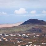Northern Fuerteventura, Canary Islands — Stock Photo