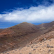 Southern Fuerteventura, Jandia - Stock Photo