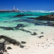 Northern Fuerteventura, Faro de Toston — Stock Photo