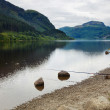 Stock Photo: Loch Lubnaig
