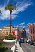 La Orotava, Tenerife — Stock Photo
