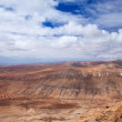 Inland Northern Fuerteventura, view from Montana de Ecanfraga — Stock Photo