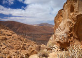 Central Fuerteventura, Barranco de las Penitas — Photo