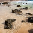 Northern Fuerteventura, Playa del Castillo beach — Stock Photo #27903381