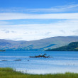 Stock Photo: Loch Tay