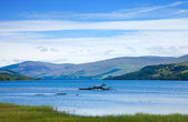 Loch Tay — Stock Photo
