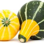 Ornamental gourd — Stock Photo