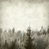 带纹理的旧纸张背景 — 图库照片