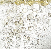 Abstract bubbly background  — Stock Photo