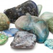 Stock Photo: Semi-precious stones