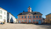 Porvoo old town — Stock Photo