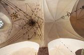 Porvoo Cathedral interior — Stock Photo