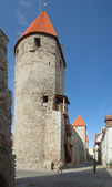 Tallinn, Estonia — Stock Photo