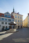 Tallinn, May 2014 — Stock Photo