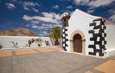 Tindaya village, Ermita de Nuestra Senora de la Caridad — Stock Photo