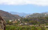 Barranco Guiniguada, Gran Canaria — Stock Photo