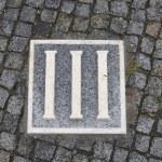 Roman numeral 3 — Stock Photo #30538155