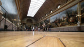 Art Gallery of the Palace of Versailles — Stock Photo