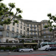 Stock Photo: Hotel building in Geneva