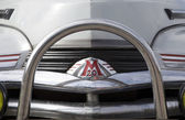 "Emblem of GAZ-M-20 ""Victory"" — Stock Photo"