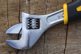 Fragment wrench — Stock Photo