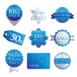Sales tags - Stock Vector