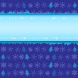 Royalty-Free Stock Obraz wektorowy: Winter Christmas background
