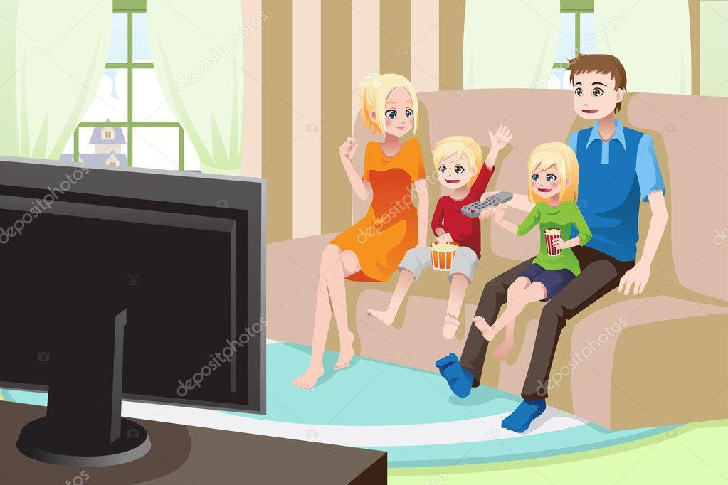 Вся семья видео