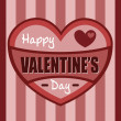 Valentine design — Vector de stock #36784317