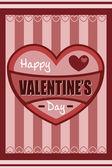 Valentine design — Stock Vector
