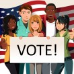 Voting — Stock Vector #8703258