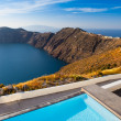 Santorini Cliffs — Stock Photo #13894809