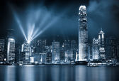 Hong Kong Nights — Stock Photo