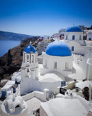 Santorini Scenic — Stock Photo