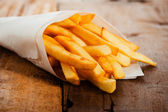 Potatoes fries — Stock Photo