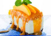 Cheese cake — Stock Photo