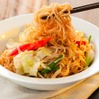 Asian noodles — Stock Photo