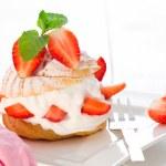 Cream puff — Stock Photo #18964547