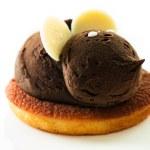 Mousse au chocolate — Stock Photo #27236513
