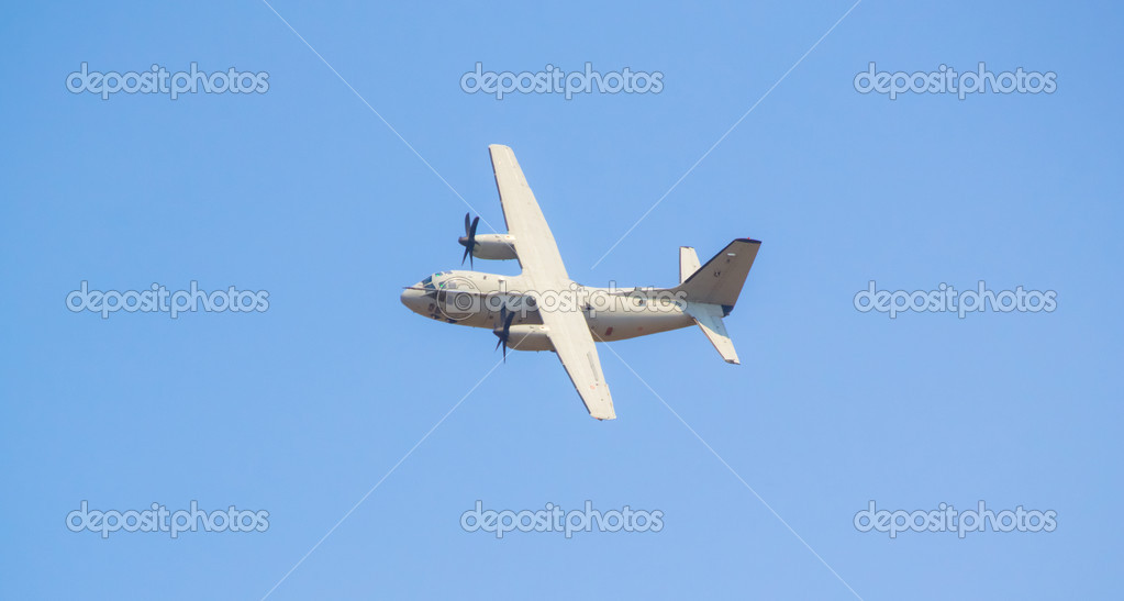 Airplane — Stock Photo #12582366