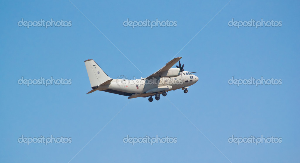 Airplane — Stock Photo #12582373