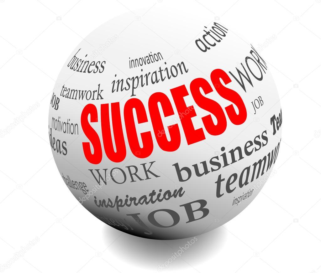 Business Motivational Clip Art