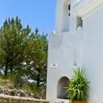 Old church santorini greece — Stock Photo #48546057