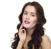 Attractive woman — Stock Photo